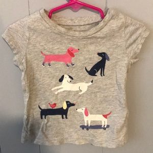 5 for $15- Carters t-shirt size 18 m